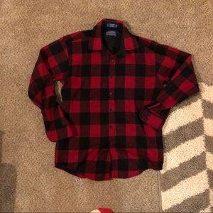 Pendleton Buffalo check wool shirt